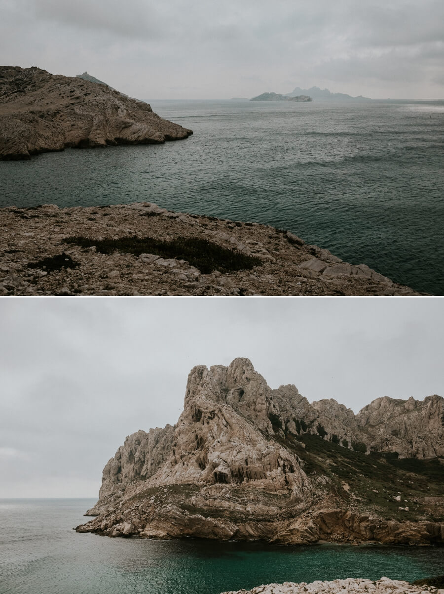 calanques des Goudes Marseille