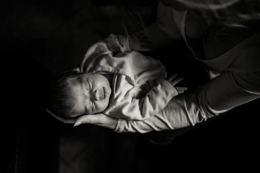 photographe professionnel nouveau-né à Chartres