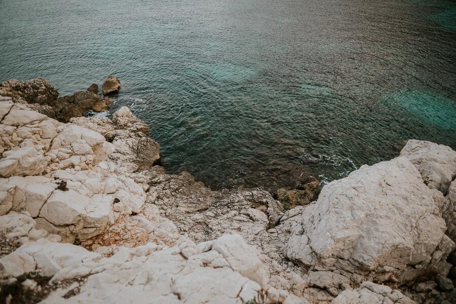 les calanques de Sormiou Marseille